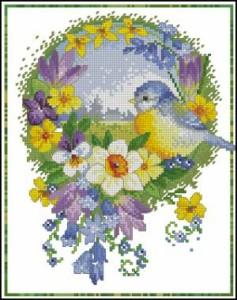 Схема Птичка-синичка