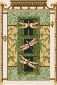 Cхема Стрекоза / Dragonfly Scroll