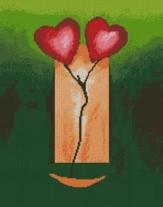 Схема Танец любви