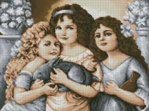 Схема Три сестры