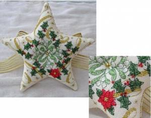 Схема Рождественская звезда