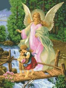 Схема Ангел хранитель