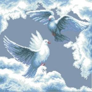 Схема Полет голубей