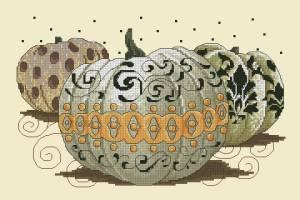 Схема Элегантные тыковки