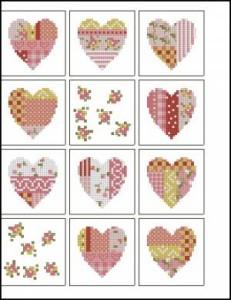 Схема Сердечки