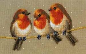 Схема Три птички