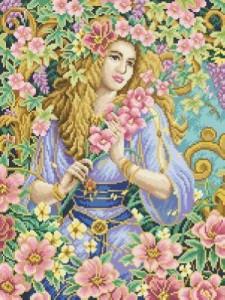 Схема Волшебная весна