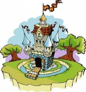 Схема Сказочный замок