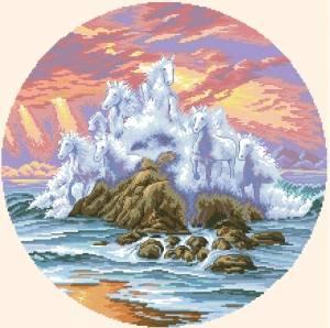 Схема Море / Wild Surf