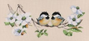 Схема Расцвет дружбы / Blossom Buddies