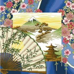 Схема Японская атмосфера