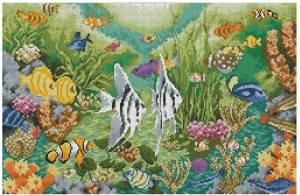 Схема Море / Under the Sea