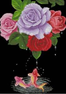 Схема Розы и карпы