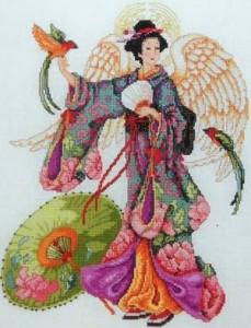 Схема Японский ангел