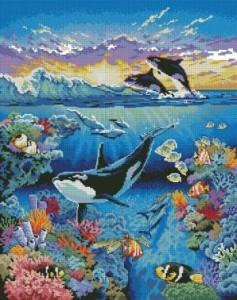 Схема Живой океан