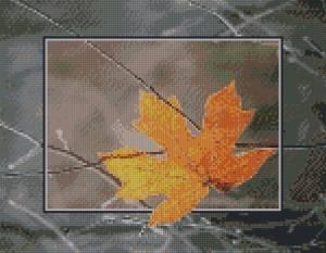 Схема Последний лист / Last leaf