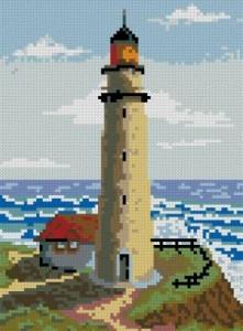 Схема Большой маяк