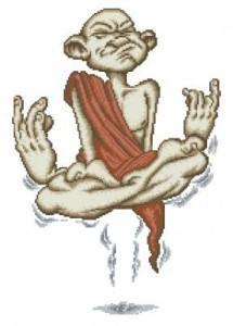 Схема Веселый монах