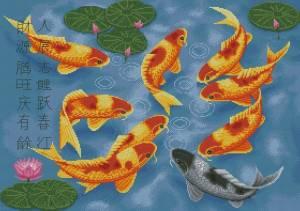 Схема Рыбки счастья