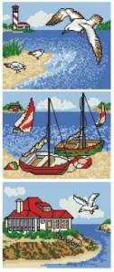 Схема Морской триптих