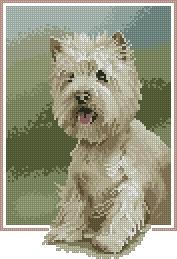 Схема Собаки / Westie