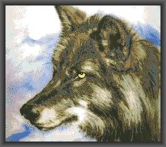 Схема Черный волк / Black Wolf