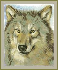 Схема Волк на страже / Sentinel Wolf