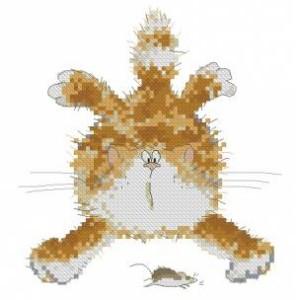 Схема Кошак и мышка