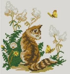 Схема Котёнок