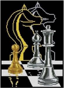 Схема Шахматы