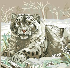 Схема Снежный леопард / Snow Leopard