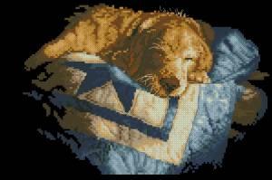 Схема Спящий пес