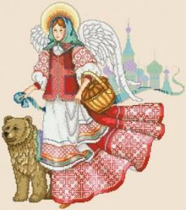 Схема Русский ангел