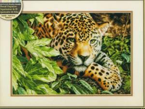 Схема Леопард на отдыхе