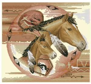 Схема Племенные пони