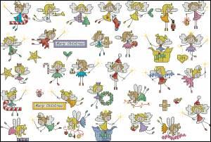 Схема 30 феечек