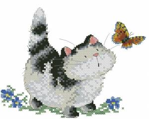Схема Кошак с бабочкой