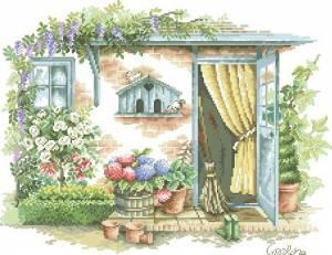Схема Загородный дом