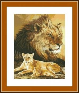 Схема Дух льва