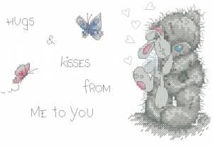 Схема Объятия и поцелуи