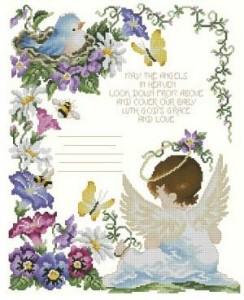 Схема Метрика с ангелом