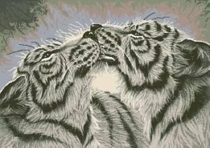 Схема Поцелуй тигров