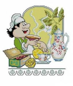 Схема Чай. Поварята
