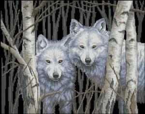 Схема Волки / White Magic
