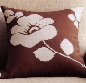 Схема Цветок. Подушка
