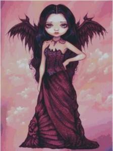 Схема Фиолетовый ангел