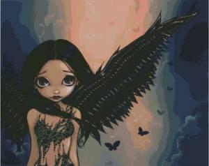 Схема Чёрный ангел