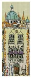 Схема Венецианский дворец. Балкон