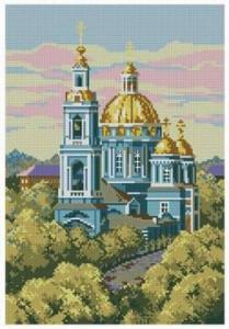 Схема Елоховская церковь