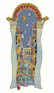 Схема Венецианское окно